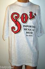 ♥♥♥  T.SHIRT  - Bière SOL Cerveza  - ♥♥♥