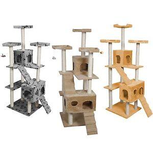 73 034 Cat Tree Condo Furniture Scratch Post