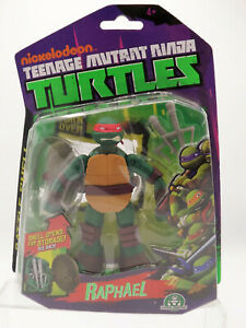 Tmnt Ninja Figurine RAPHAL Turtles Teenage mutant Ninja 12 cm NEUF