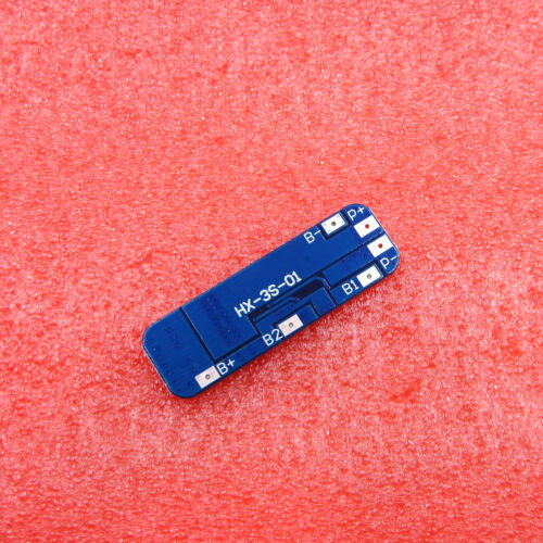 18650 BMS Charger PCM Li-ion Lithium Battery 12V 3S 10A Protection Board BBC