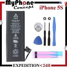 Batterie interne neuve pour iphone 5S + outils + adhésif