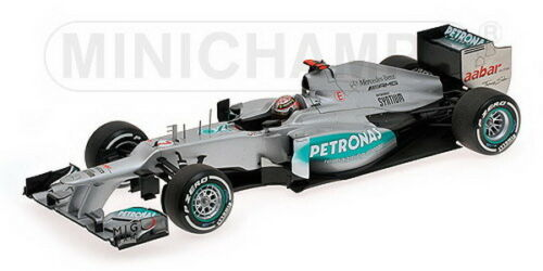 1//18 MERCEDES AMG PETRONAS F1 BELGIAN 2012 W03 SCHUMACHER  ITEM:110120307