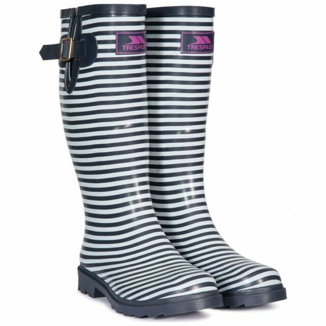 Ladies Wellington Boots Festival Wellies Summer Boots Muck Wyre Valley UK 3-8