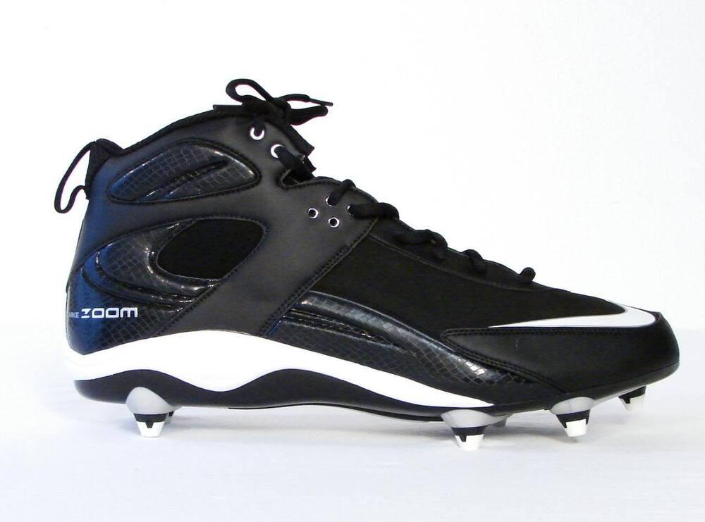 Nike Zoom Dri Fit noir D Football Cleats homme 15 NEW