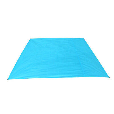 Waterproof Oxford Cloth Outdoor Garden Beach Camping Picnic Blanket Mat Pad S/M