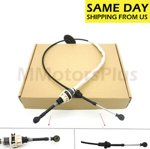 new automatic transmission shift cable 22737100 for chevy. Black Bedroom Furniture Sets. Home Design Ideas