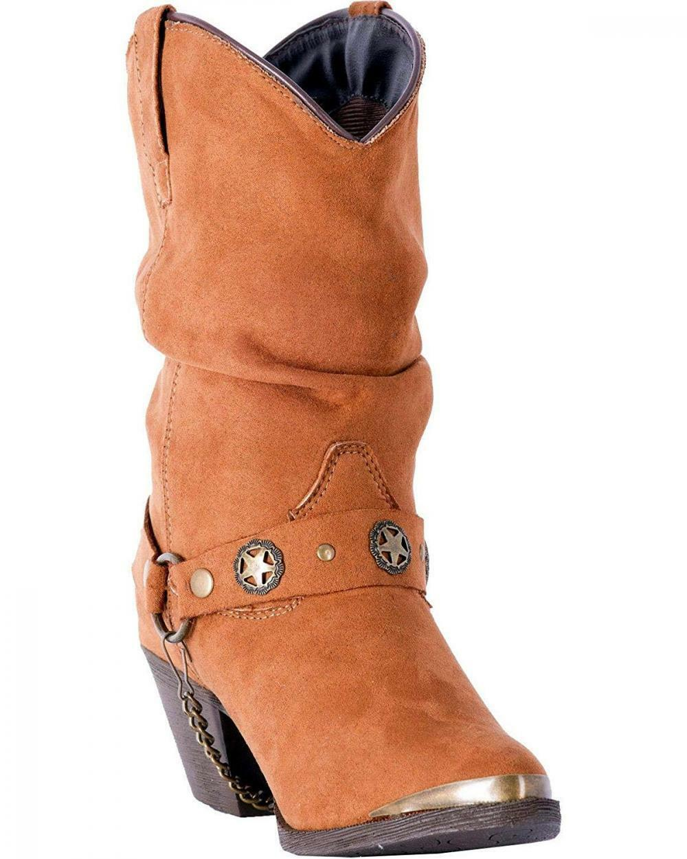 Dingo Women's Camilla Slouch Boot Pointed Toe - Di8920