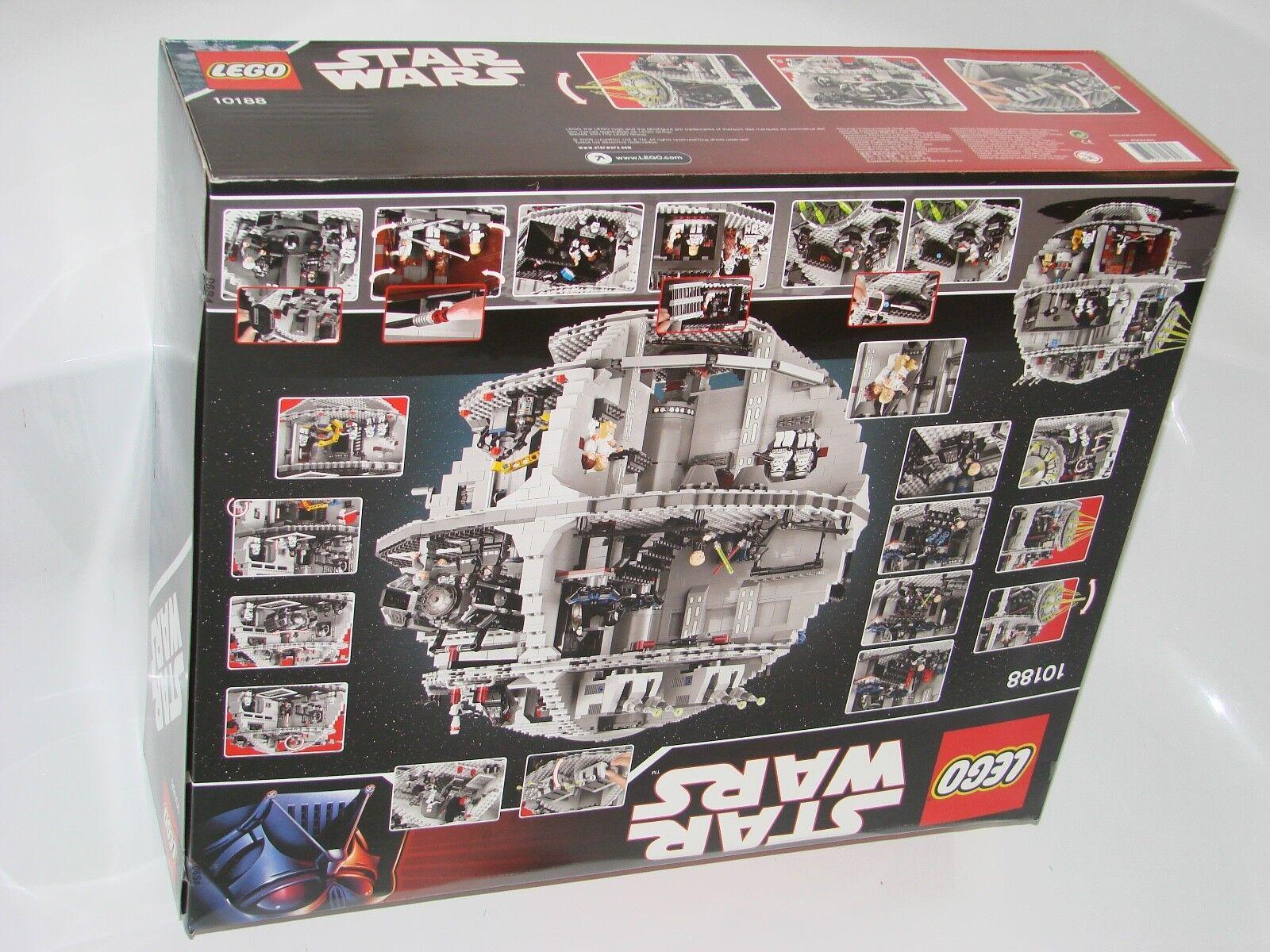 LEGO® Star Wars 10188 Todesstern™ Todesstern™ Todesstern™ NEU OVP _ Death Star™ NEW MISB NRFB 70c478