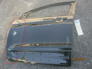 FORD-EXPLORER-LEFT-LH-FRONT-DOOR-SHELL-OEM-USED-STOCK-16-17-18-2016-2018-66055
