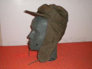 U-S-ARMY-1951-KOREAN-WAR-NICE-CAP-FIELD-PILE-No-7-1-4-MILITARIA