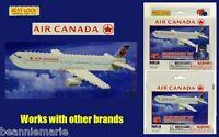 Daron BL287 Air Canada 55 Piece Construction Toy Toys