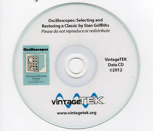 Details about Oscilloscopes: Selecting and Restoring a Classic by Stan  Griffiths - Tektronix