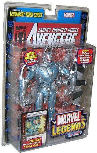 Marvel - legenden collection_ultron 7