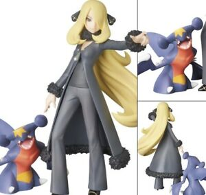 Medicom Toy PPP Pokemon Cynthia Figure from Japan Shirona
