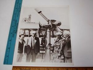 Rare Historical Original VTG WWII Yamamoto Intl Astronomers Eclipse of Sun Photo