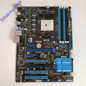 FOR-Asus-F1A75-FM1-Motherboard-large-board-A75-DDR3-memory-ATX-AMD-Mainboard