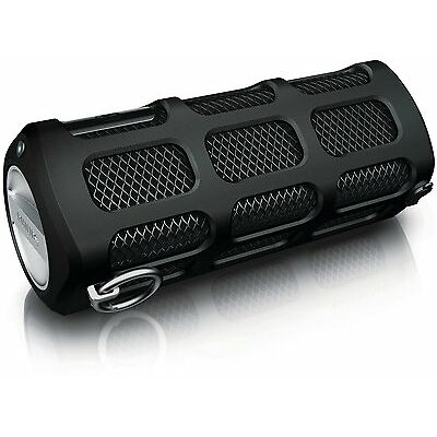 Philips SB7220 Shoqbox Waterproof Drop Proof Bluetooth Wireless Speaker Black