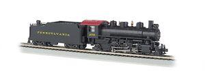 ESCALA-H0-Locomotora-de-Vapor-2-6-2-PENSILVANIA-con-rauchfunktion-51522-NEU