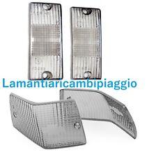 COPPIA VETRI FRECCIA ANTERIORI PIAGGIO VESPA PX LML STAR 125//150//151//200 FUME
