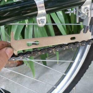 Cadena-para-bicicleta-Checker-Mountain-Road-bike-cadenas-calibrador-herramienta-Regla-m7h4