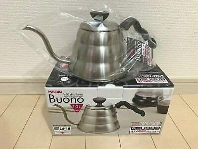Hario V60 Coffee drip Kettle vono coffee drip IH correspondence 600ml Japan