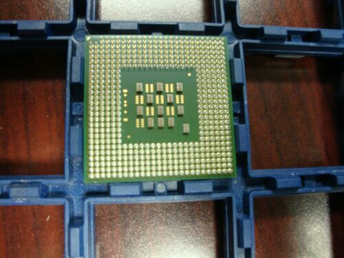 INTEL MOBILE CELERON 2GHZ 400MHZ 256KB SOCKET PPGA478 LAPTOP PROCESSOR CPU SL6QH