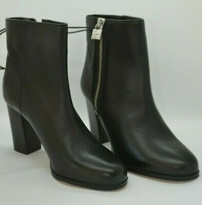 factory outlets release date clearance prices Michael Michael Kors Women's Margaret Black Leather Bootie, Black ...