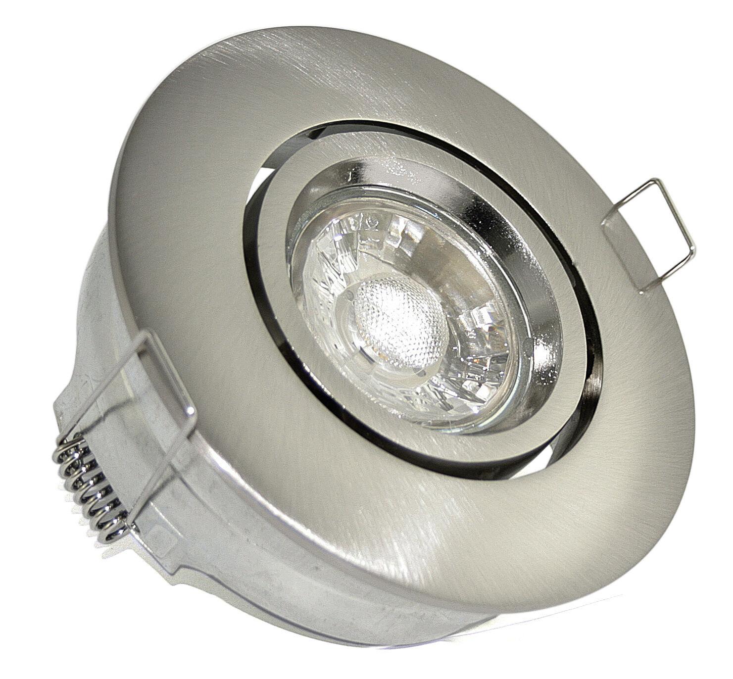 230V 230V 230V XXL Einbaulampe Toni & 5W Power LED GU10 Leuchtmittel, Lochmaß 90mm | Toy Story  | Internationale Wahl  | Ermäßigung  c7d286