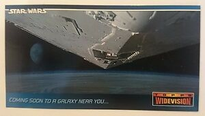 Star-Wars-Topps-Widevision-Carte-SWP4-Ex