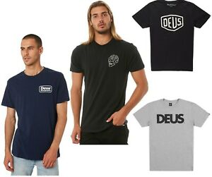 Deus-Ex-Machina-Hommes-T-shirts-Tee-Officiel-NEUF