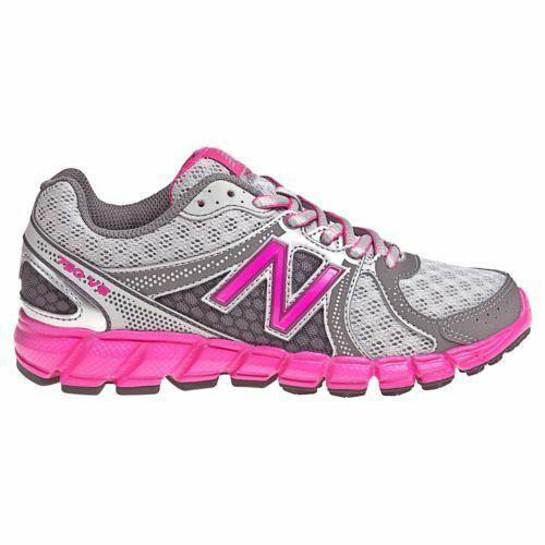 NEU BALANCE 750 Running Gray Pink Damenschuhe 7.5 (6Y) Limited NIB