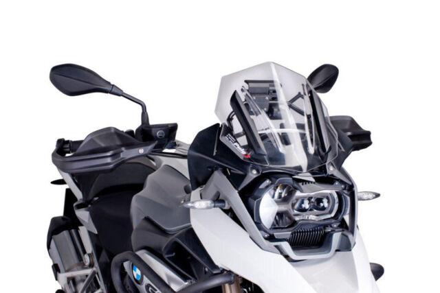 PUIG RACING SCREEN BMW R1200 GS/ADVENTURE-EXCLUSIVE-RALLYE 14-18 CLEAR