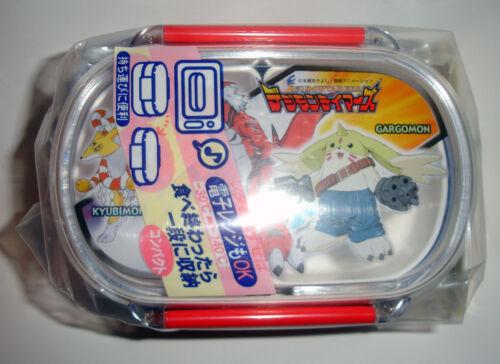 Digimon Tamers Bento Box 2-Layer Brand New