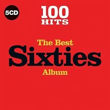 Various Artists - 100 Hits: The Best 60s / Various [New CD] Boxed Set,
