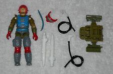 1987 Fast Draw - 100% complete (vintage Hasbro GI Joe figure)
