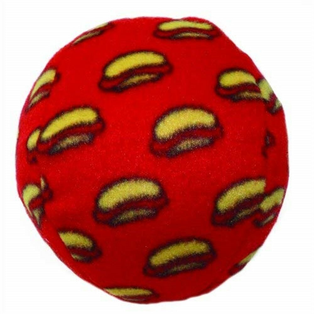 Vip Tuffy Mighty Ball Large Red