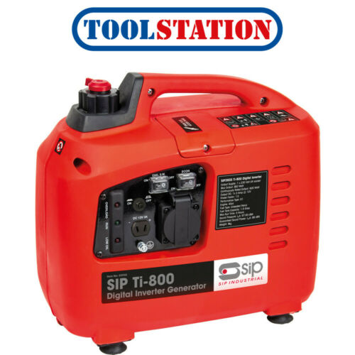SIP Inverter Generator 800W Max 600W Rated
