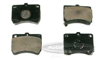Disc Brake Pad Set-Semi Metallic Pads Front KD402 fits 1988 Ford Festiva
