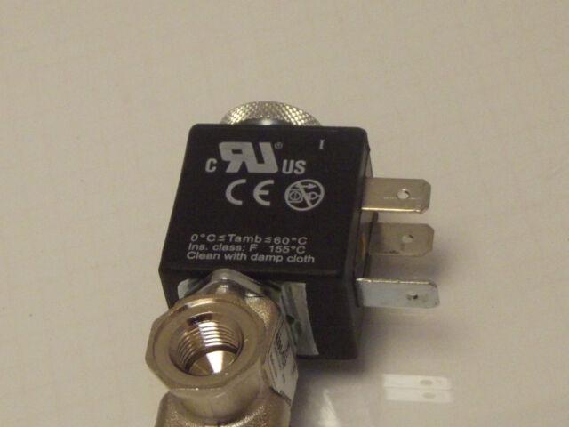 1//8 Solenoide 24V 50//60HZ 3.5VA Camozzi Pneumatics 358 011 02 U7H