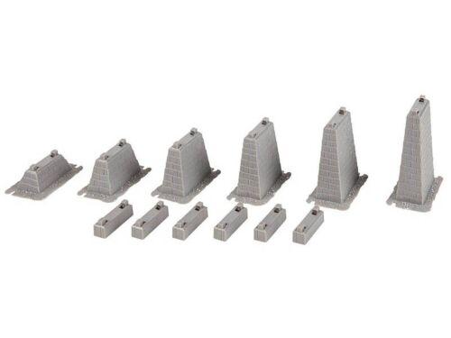 FALLER 120472 6 Pfeiler 57 x 32 x 15-75 mm Bausatz H0