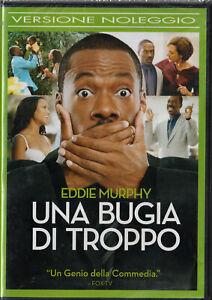 DVD-UNA-BUGIA-DI-TROPPO-EDDIE-MURPHY-Versione-Noleggio-SIGILLLATO-RARO-NEW
