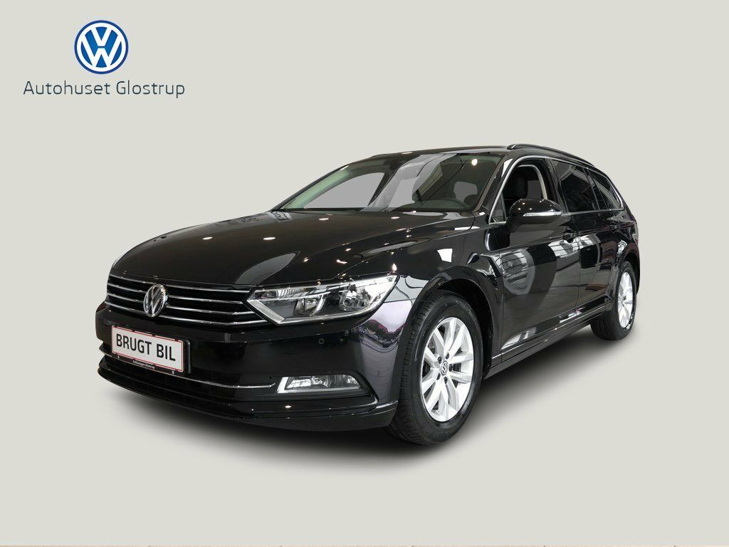 VW Passat 1,4 TSi 150 Comfort Prem. Vari DSG 5d - 334.900 kr.