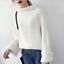 thumbnail 16 - Women-039-s-Knitwear-Turtleneck-Sweater-Loose-Long-Sleeve-Pullover-Jumper-Baggy-Tops