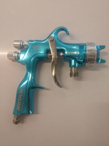 Binks Trophy Pressure Feed HVLP Spray Gun w//1.4mm spray nozzle
