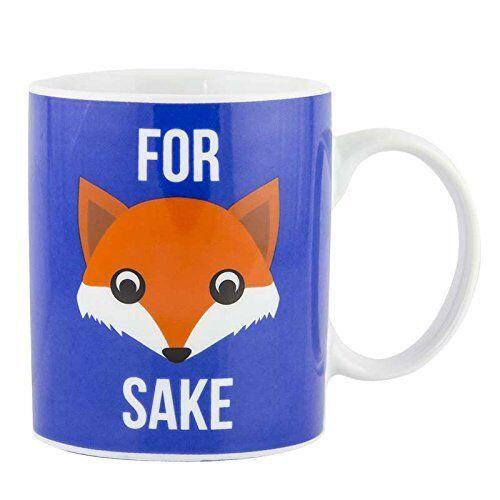 "Paladone ""For Fox Sake"" Mug"