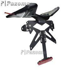 Black Tail Tidy Fender Eliminator Kit Kawasaki Ninja 250R 2008-2012 Turn signals