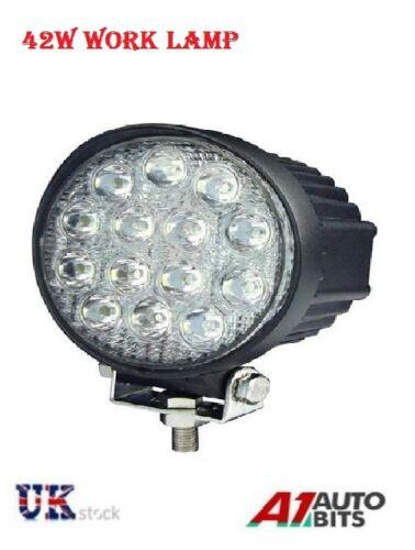 42W 10-30V 14 LED WORK FLOOD BEAM LAMP LIGHT FOR JOHN DEERE VALTRA TRACTOR