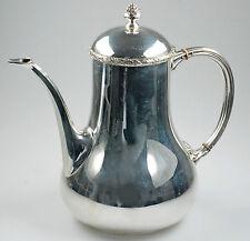 Kaffeekanne aus 800er Silber 760 Gramm Kanne silver coffee pot