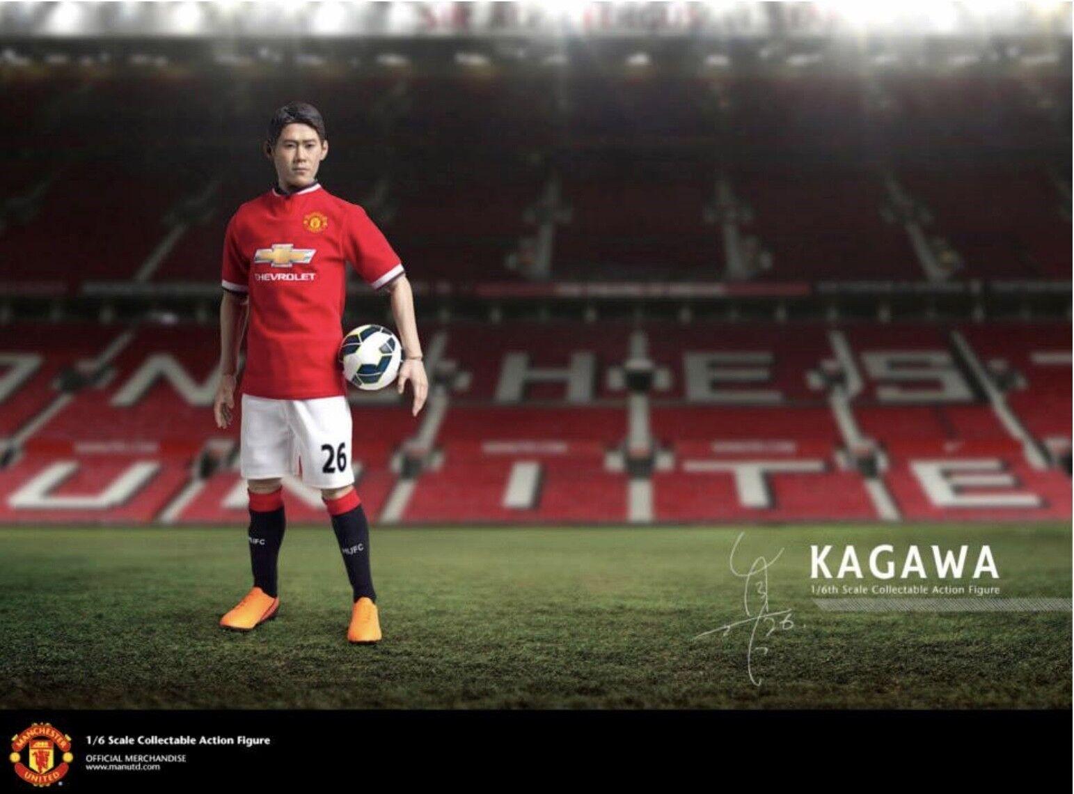 1 6 ZC-154 KAGAWA Manchester United