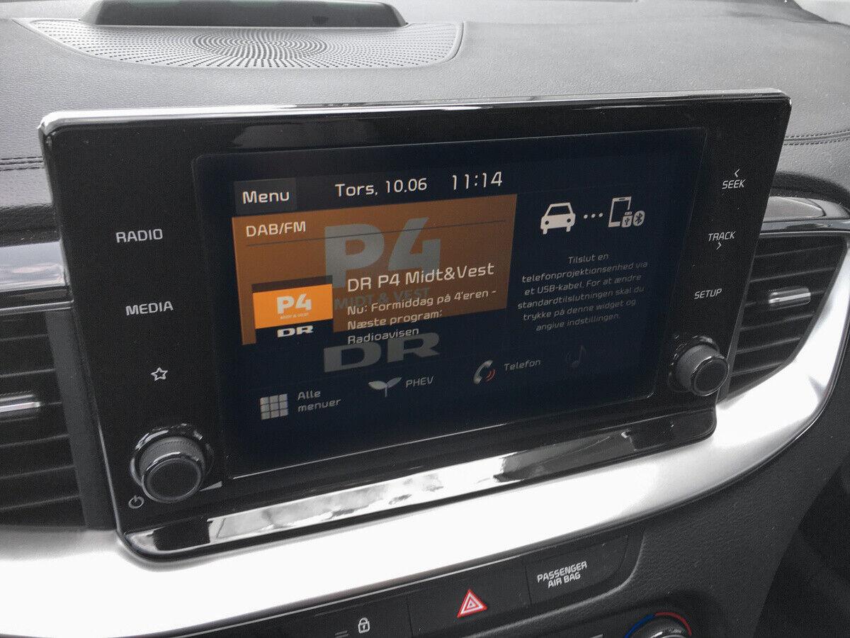 Kia Ceed 1,6 PHEV Prestige SW DCT - billede 13